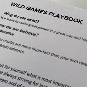 Wild Playbook